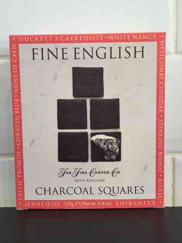 fine english charcoal squares